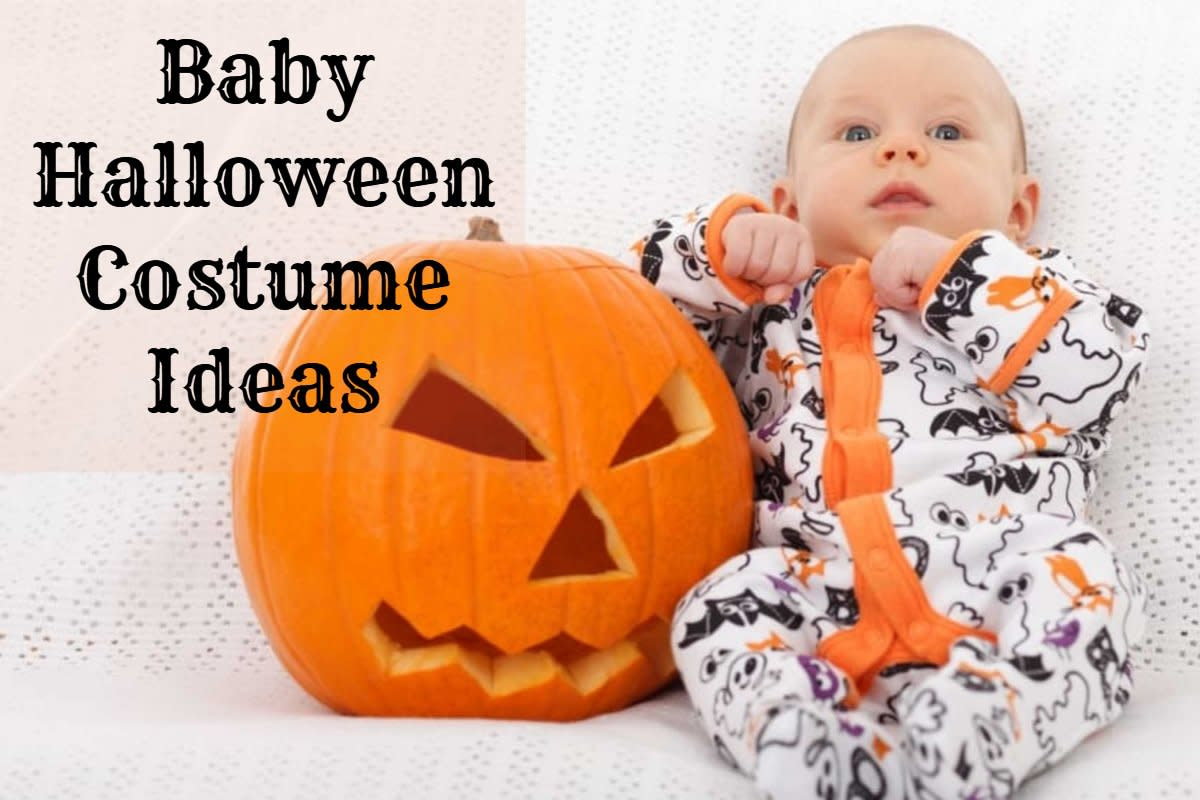 Baby Halloween Costume Ideas Featuring 25 Cute Baby Photos