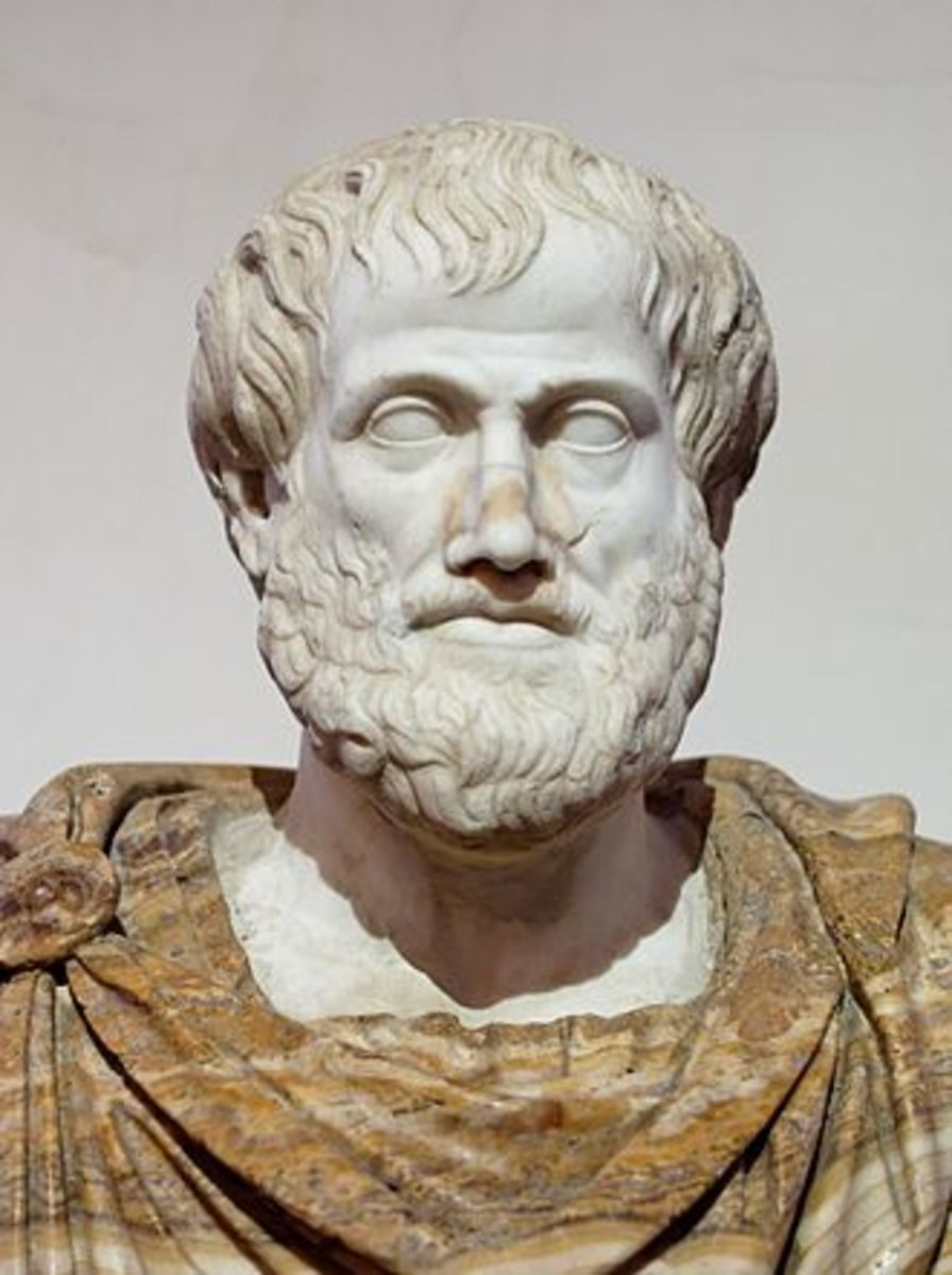 Aristotle's views on ethics and politics