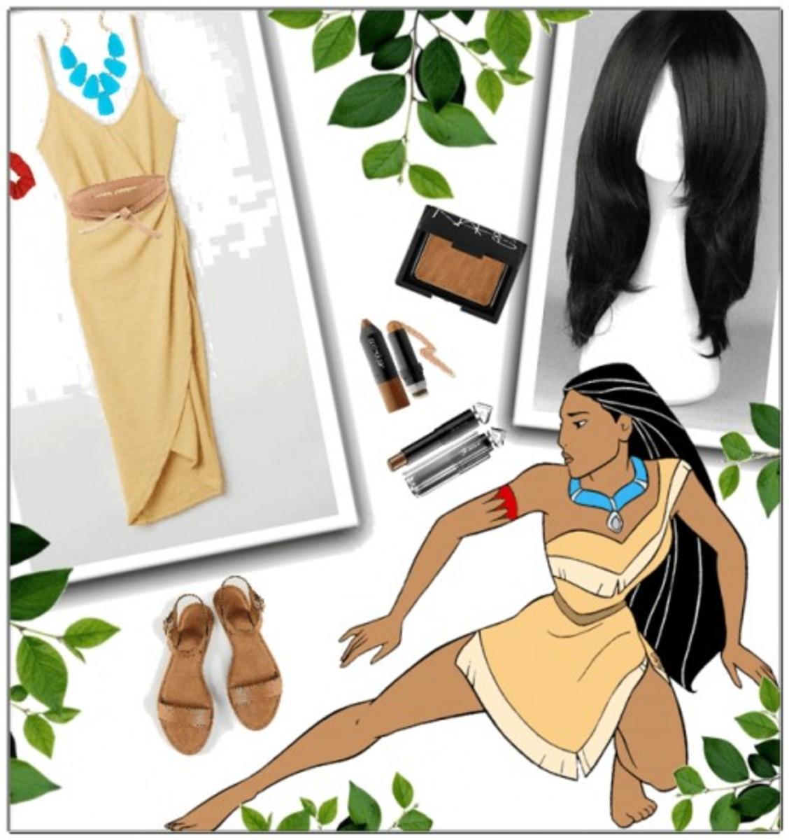 Pocahontas Boho Chic