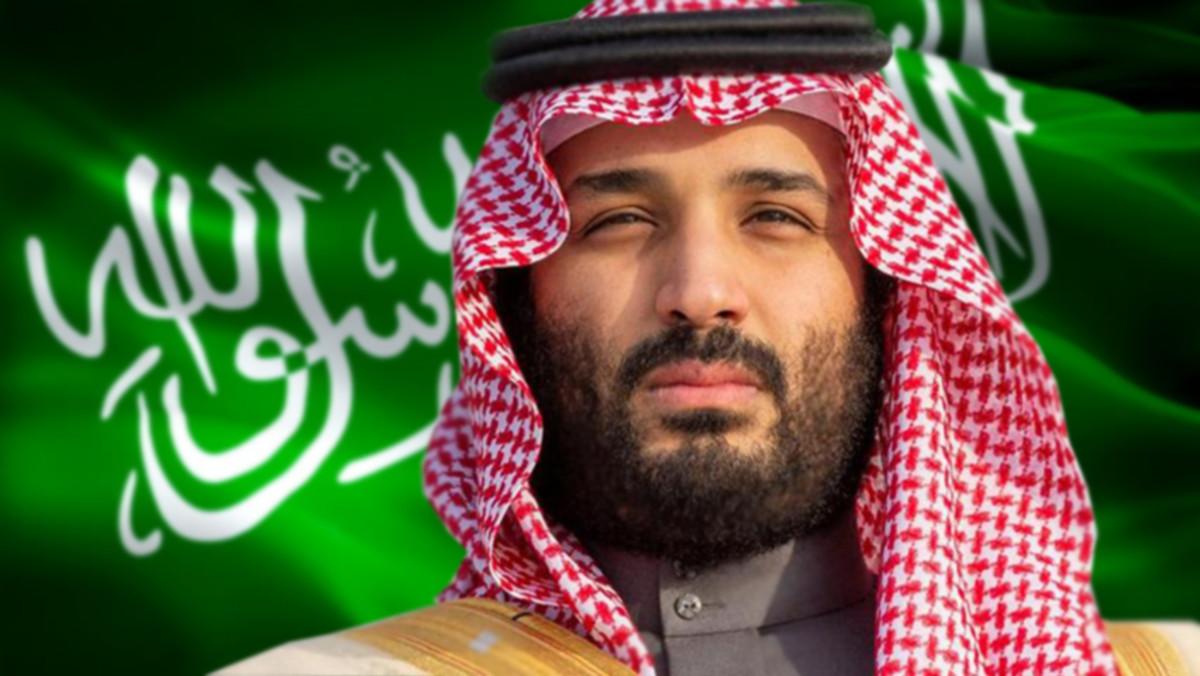 Mohammed bin Salman, or MbS