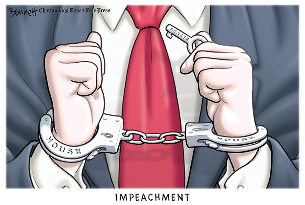 The Two Simple Reasons Why Impeachment Will Fail