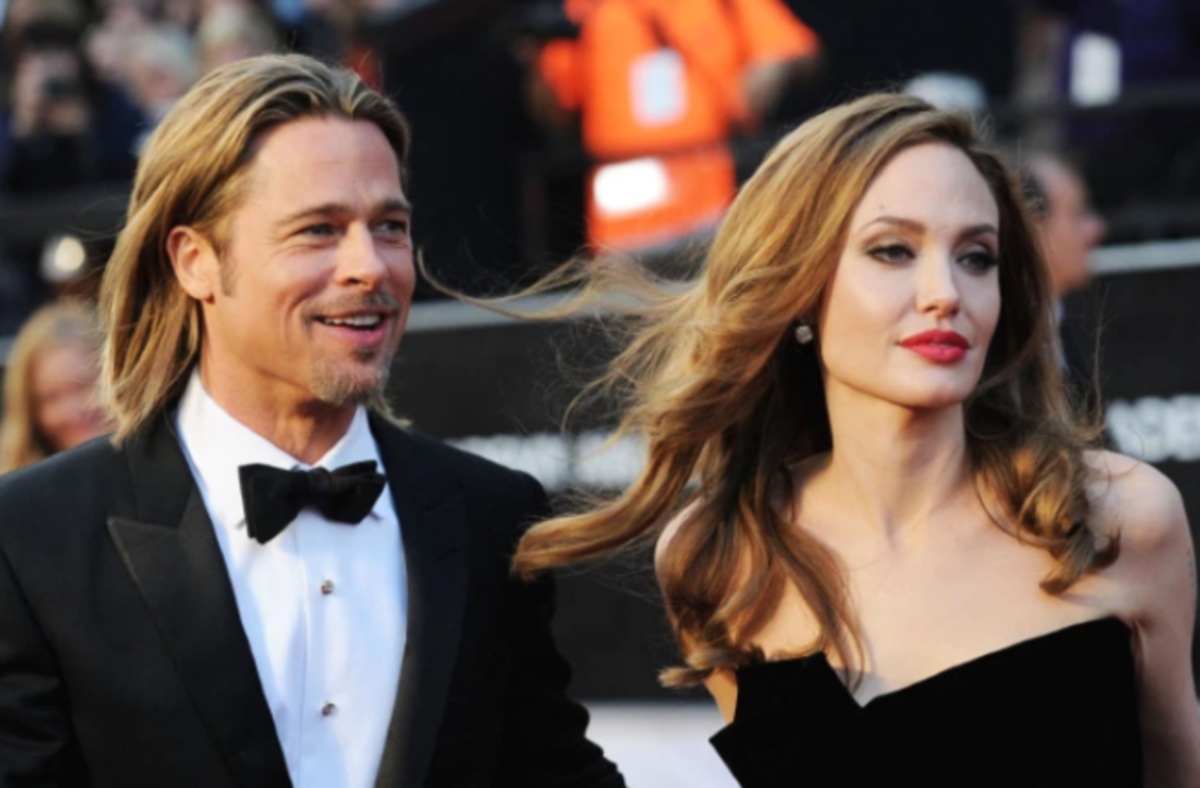 Brad Pitt and Angelina Jolie's Zodiac Compatibility