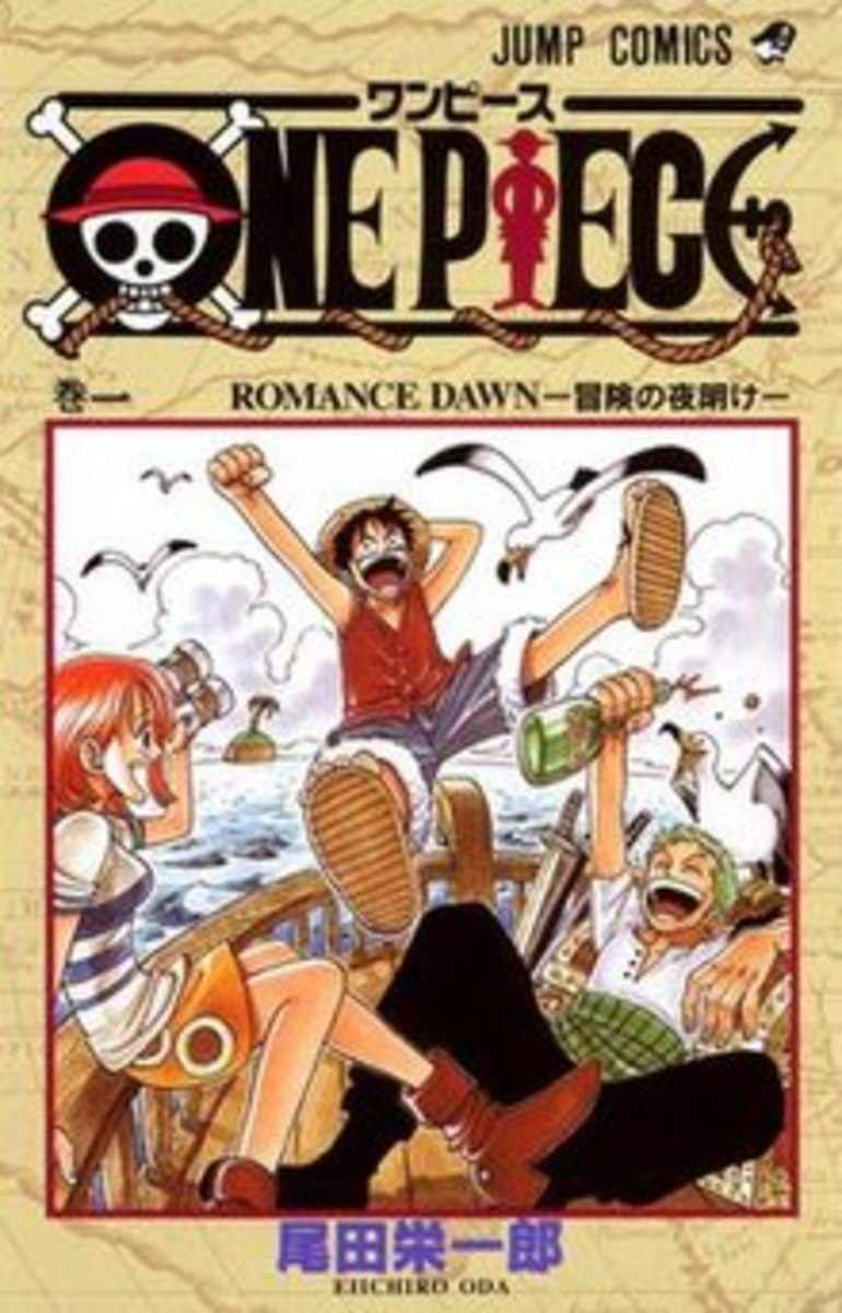 Reasons why One Piece is better than Game of Thrones
