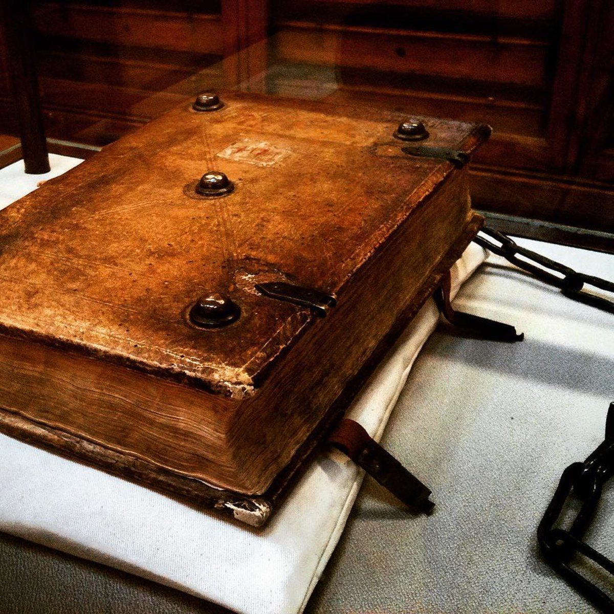 A traditional grimoire is not always a practical or safe option.