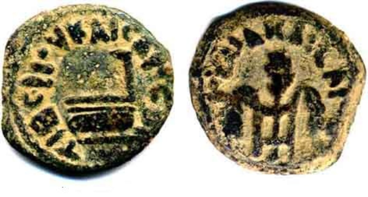 Coins of Pilate.
