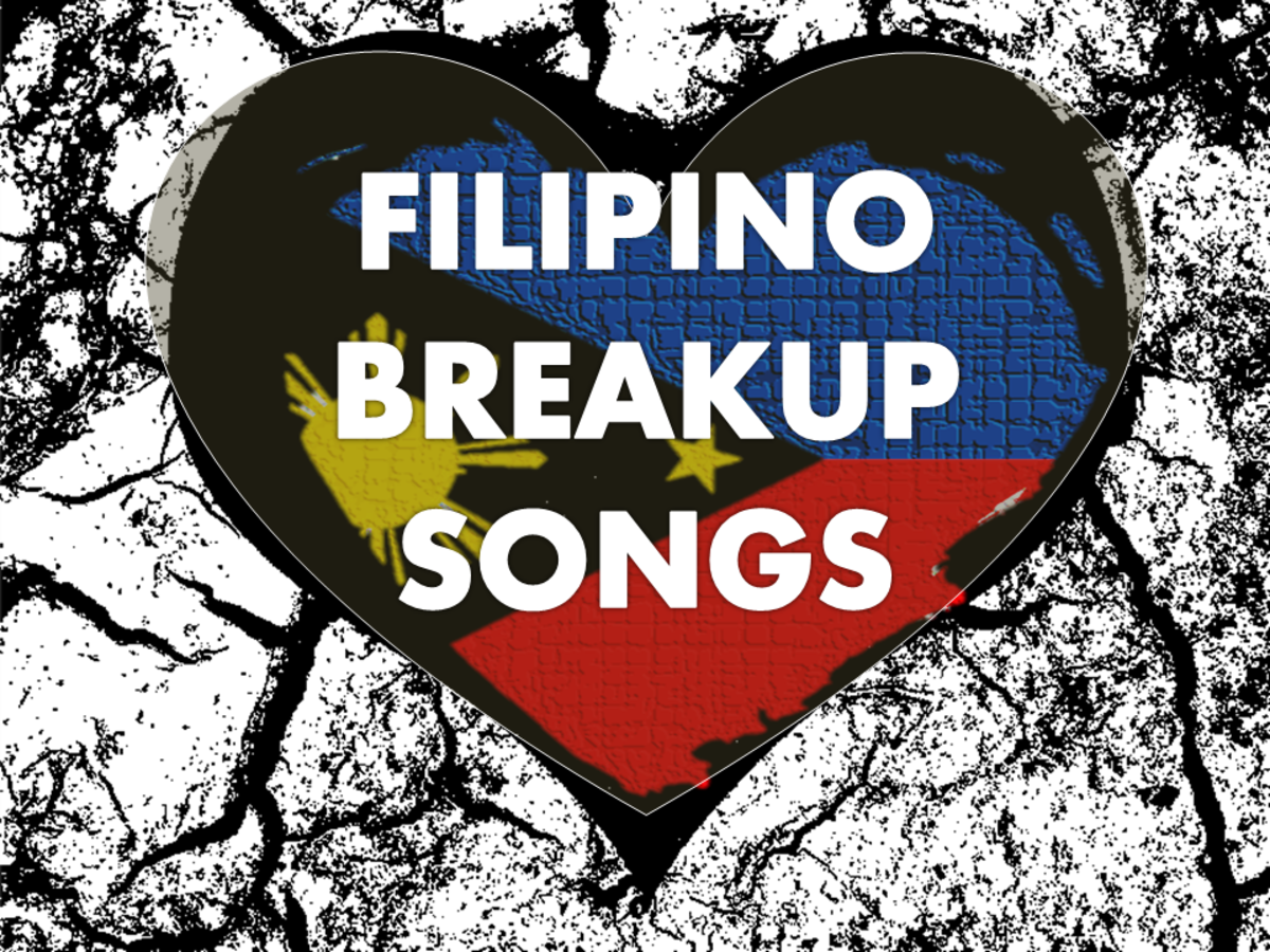 Most Popular Filipino Love Songs (OPM) for Broken-hearted