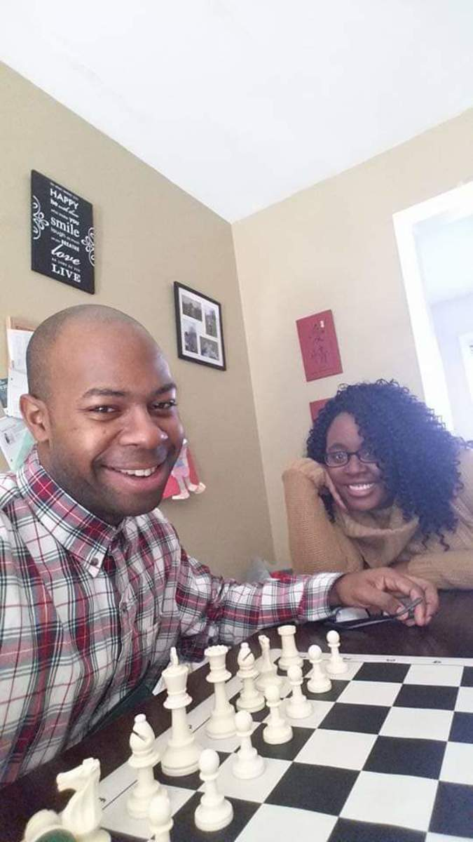 Couples Chess