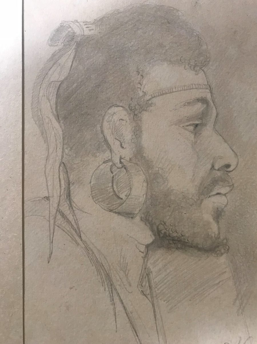 More Than a Drawing: How Nickolay Mikloyho-Macklay's Sketches Proved That Papuans Were Humans.