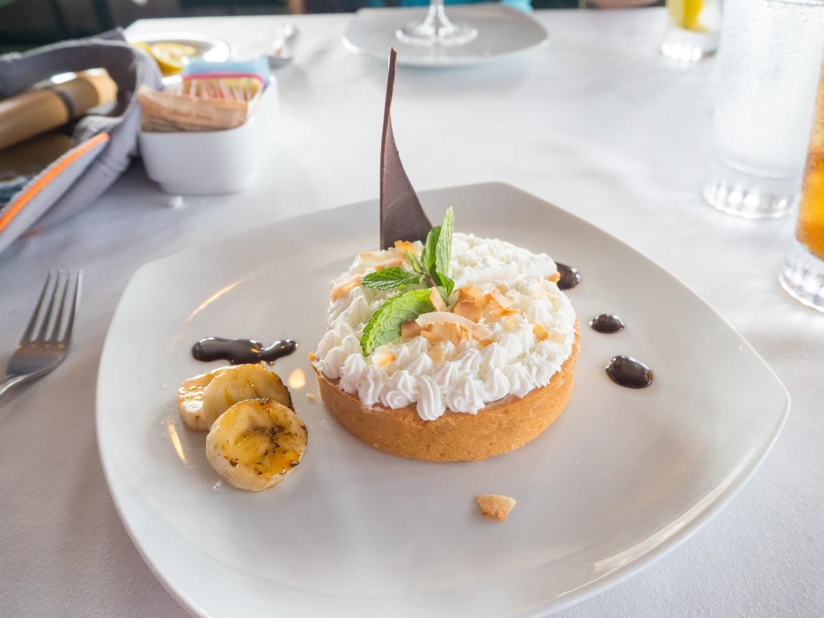 Low-Carb Keto Friendly Banana Cream Pie