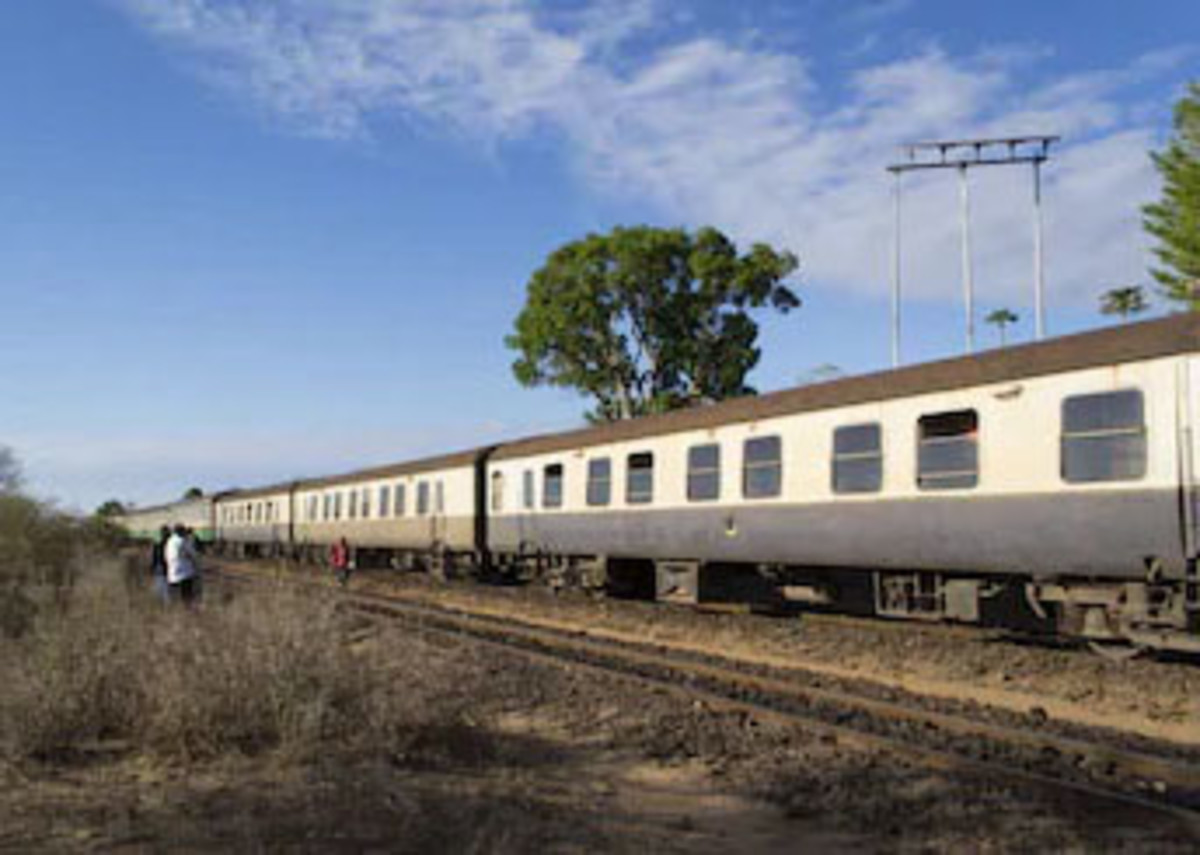 Kenya Railways that came from ashes of the East African Railways and Harbors