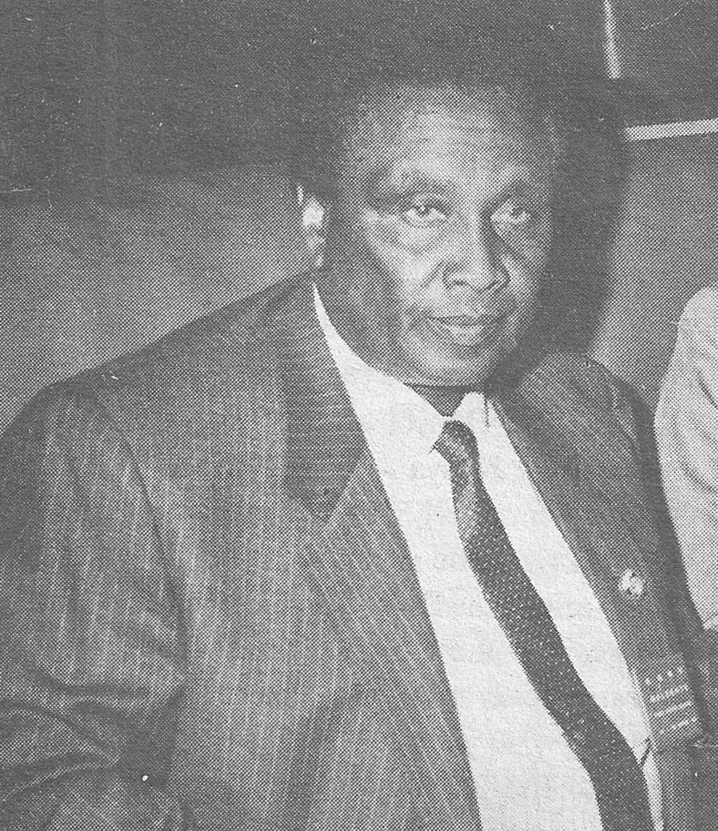 William ole  Ntimama, a former minister in the Moi government. He told Kikuyus to lie low like envelopes