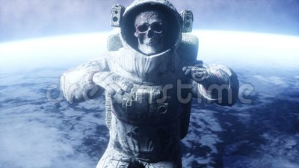 Are There Wandering Astronauts in the Space?