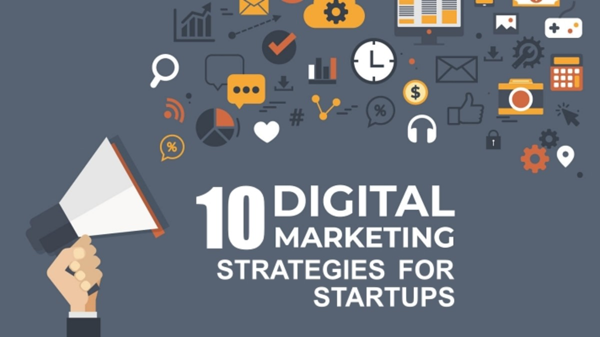 10 Digital Marketing Strategies for Startups