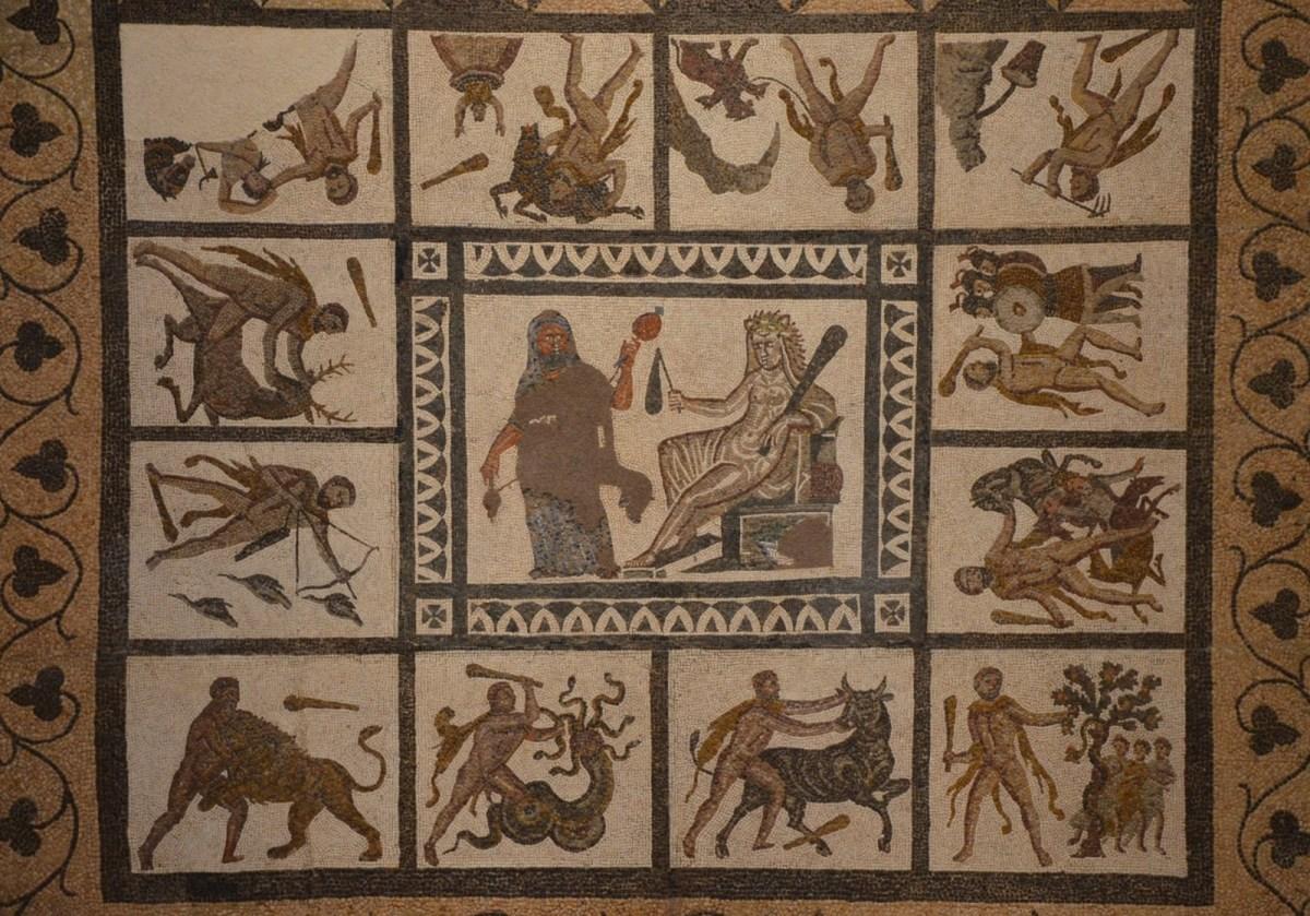 Greek Mythology: The Twelve Labours of Heracles