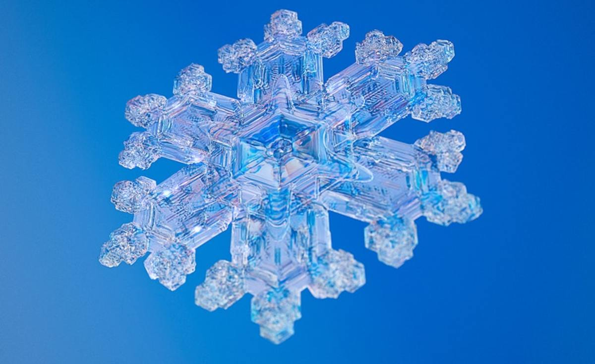 Ideal Structure of Snowflake