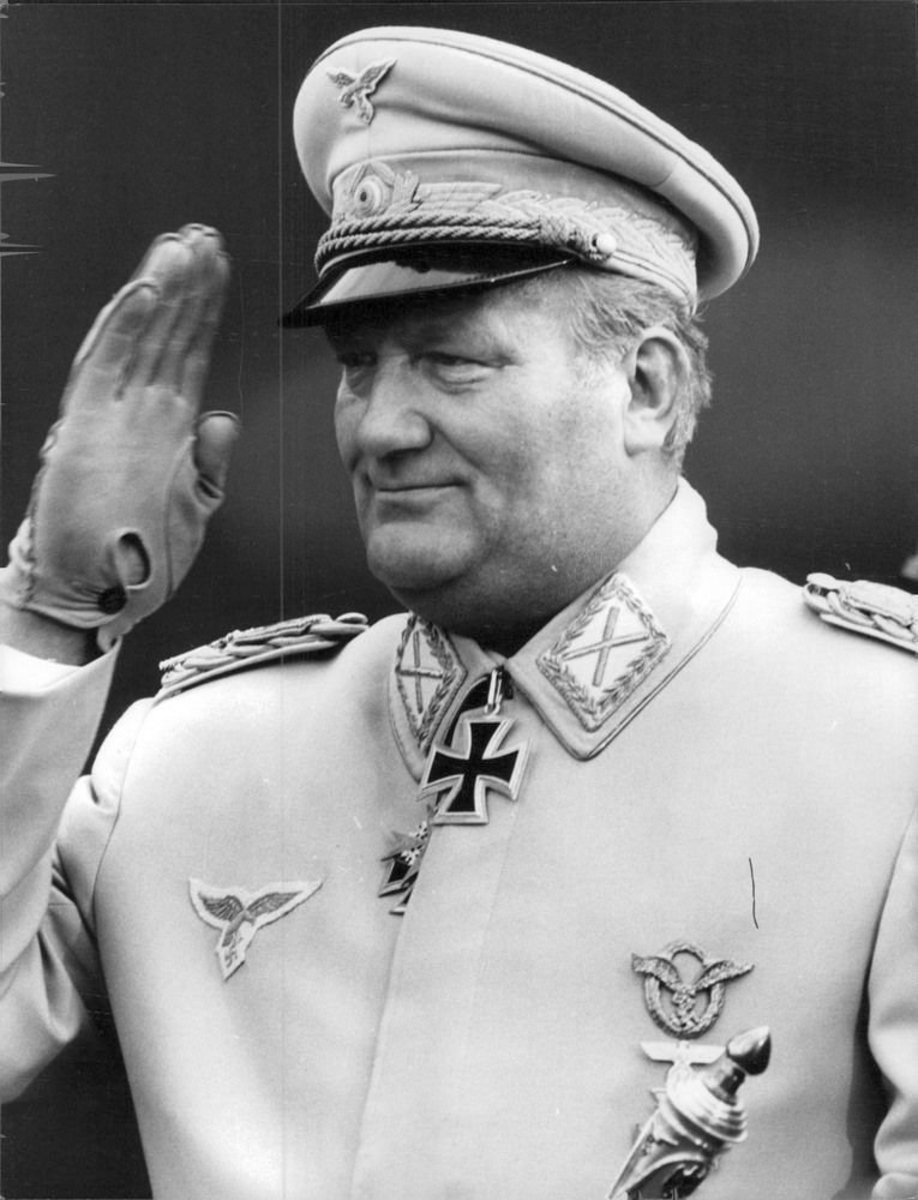 Herman Goering, The Luftwaffe, and the Defeat at Stalingrad