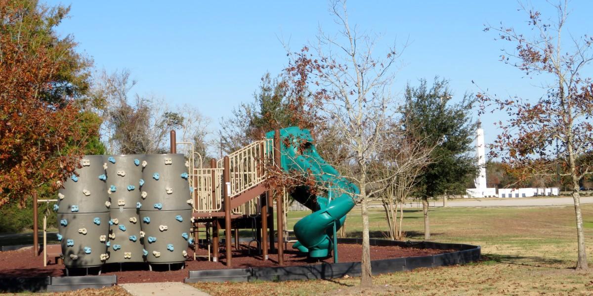 View of Children's Playground in Freedom Park