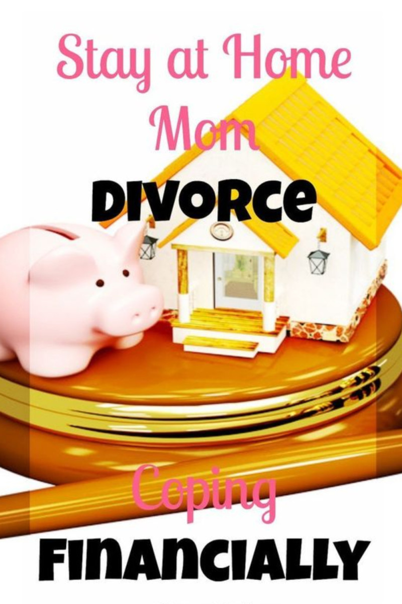 Stay at Home Mom Divorce - Coping Financially