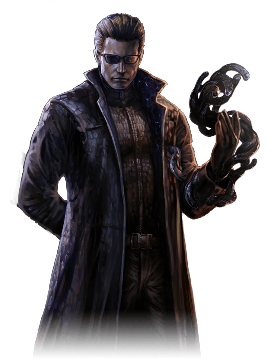top-resident-evil-video-game-characters