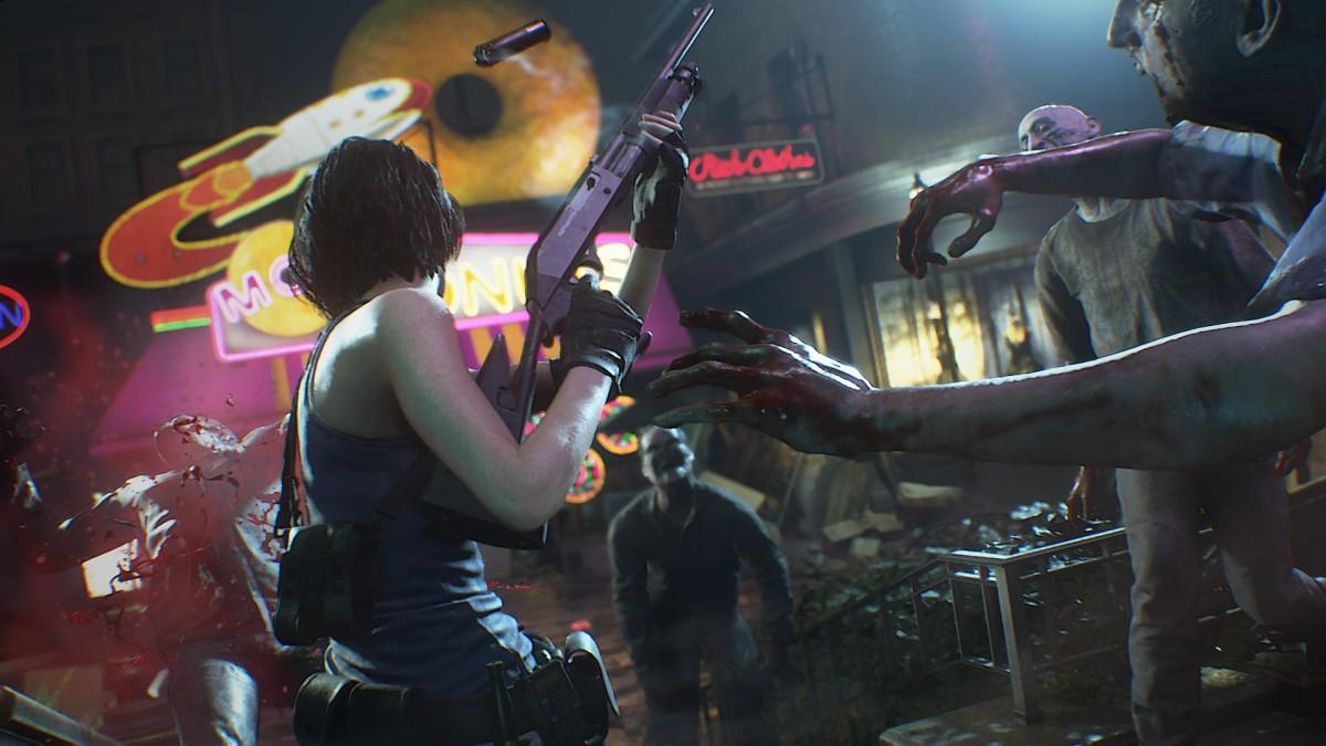 The Resident Evil 3 Remake