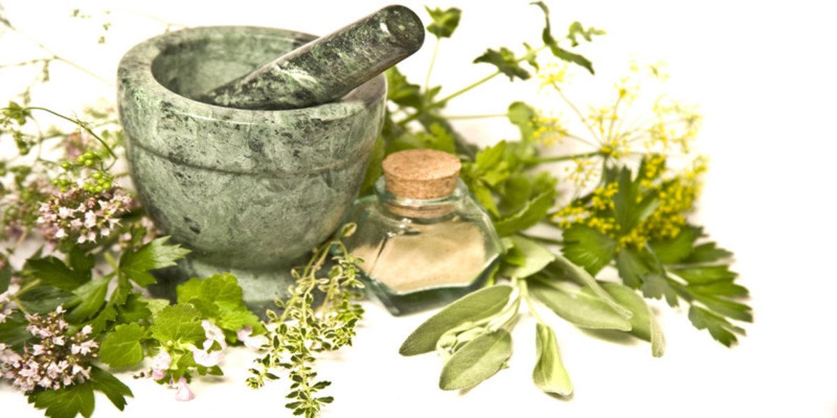 Awakening with herbs