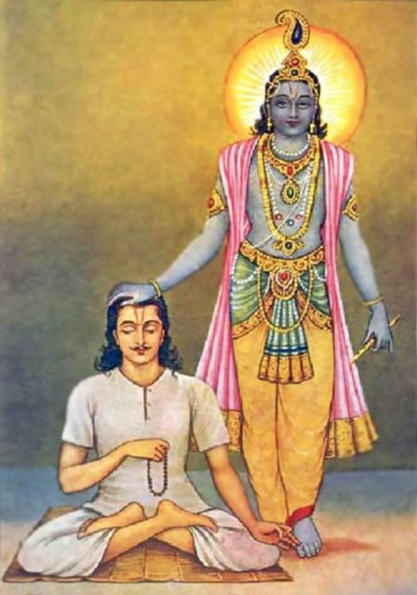 Ancient illustration of Shaktipat