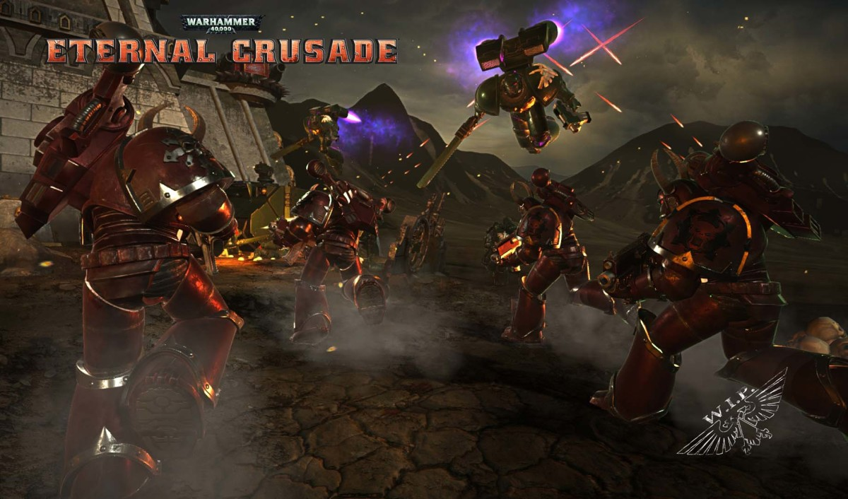"A free-to-play game worth playing: ""Warhammer 40,000: Eternal Crusade"""