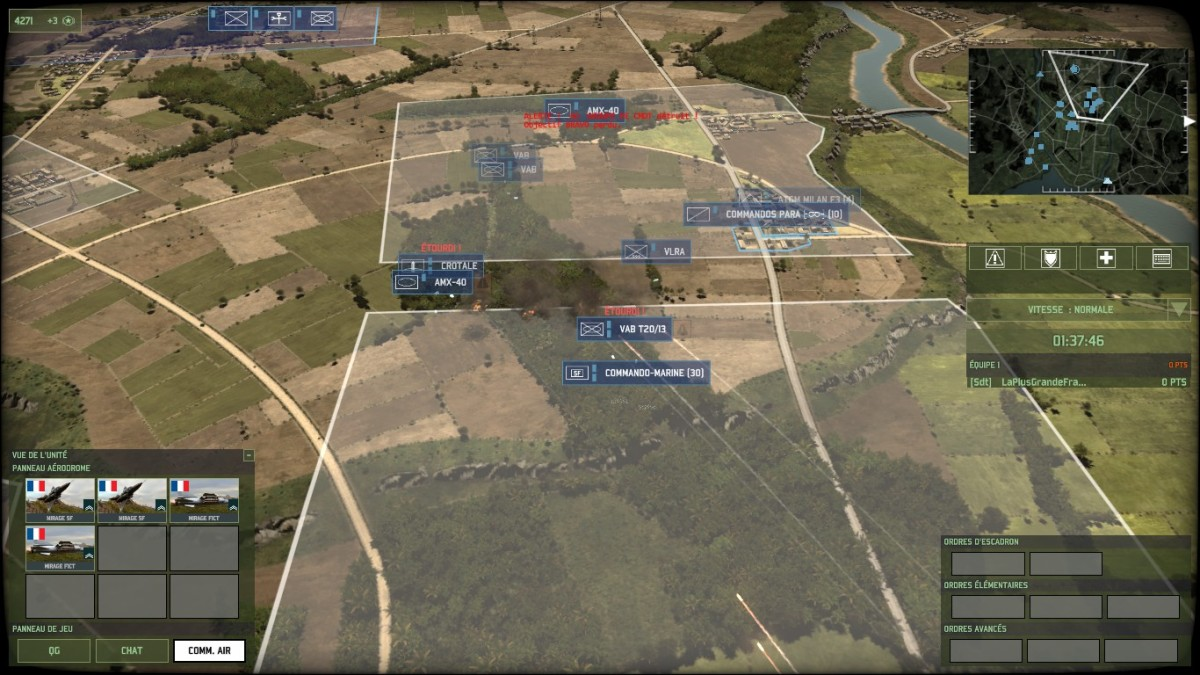 Then even poorly aimed enemy artillery fire can kill them. A tank CV would survive - unless if the enemy has a Smerch...