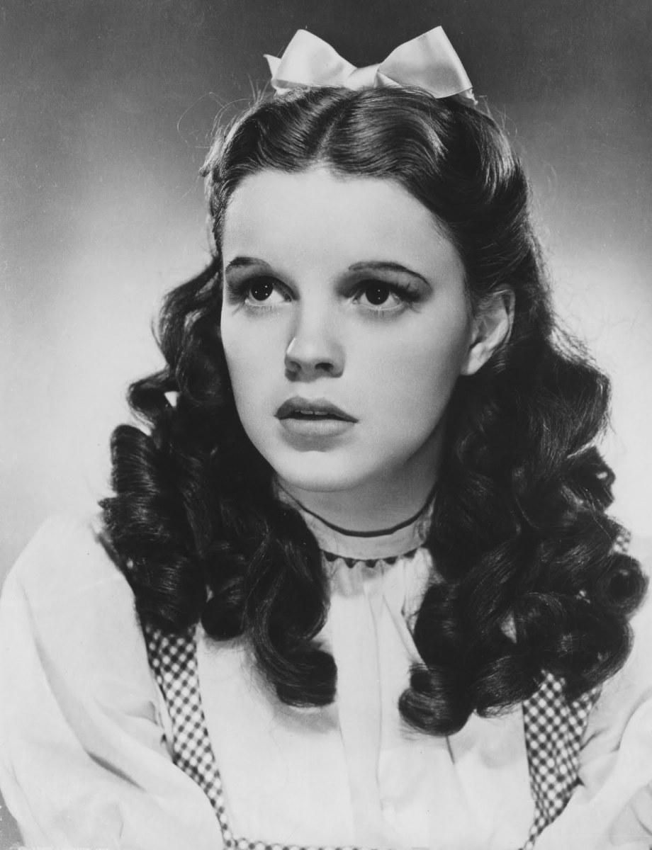 Judy Garland as Dorothy Gale