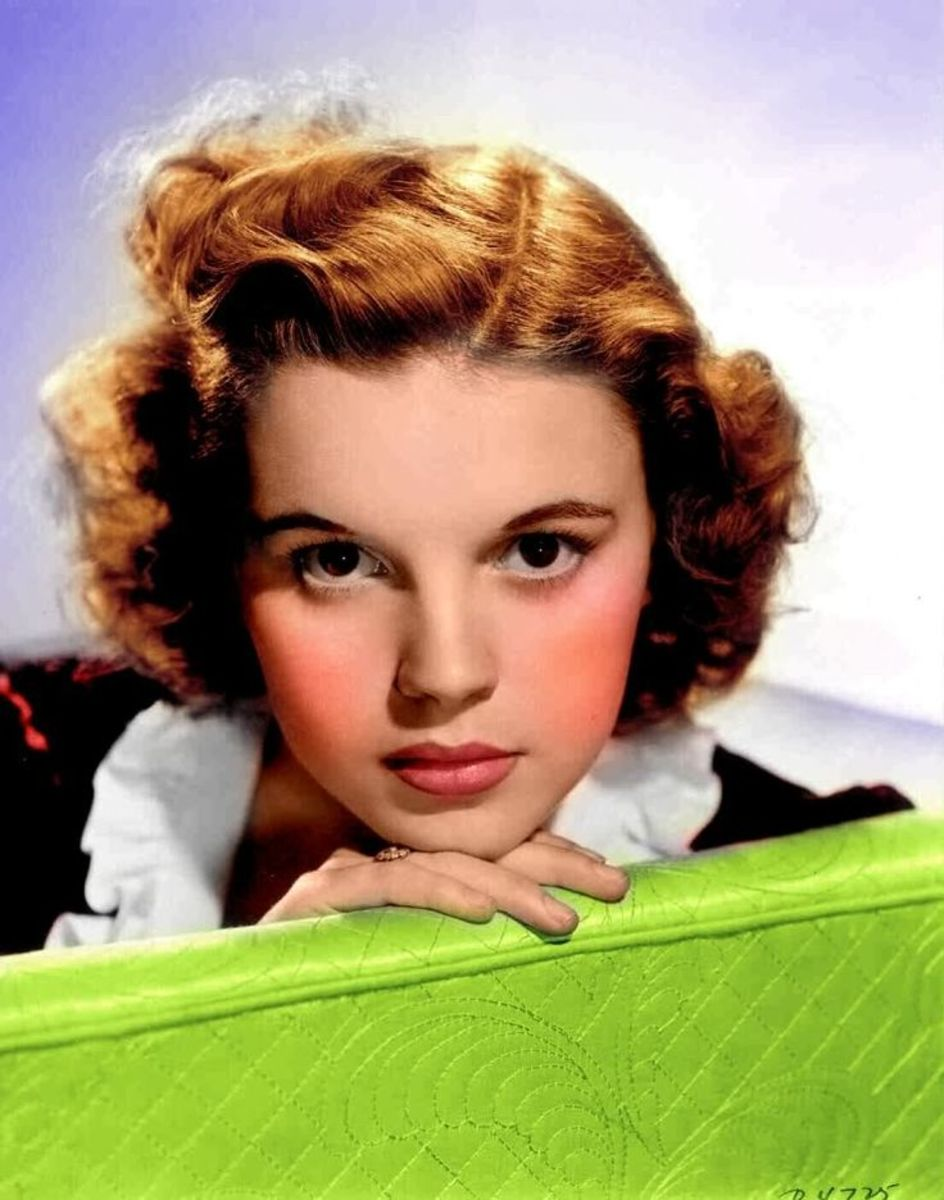 Life and Death of Judy Garland