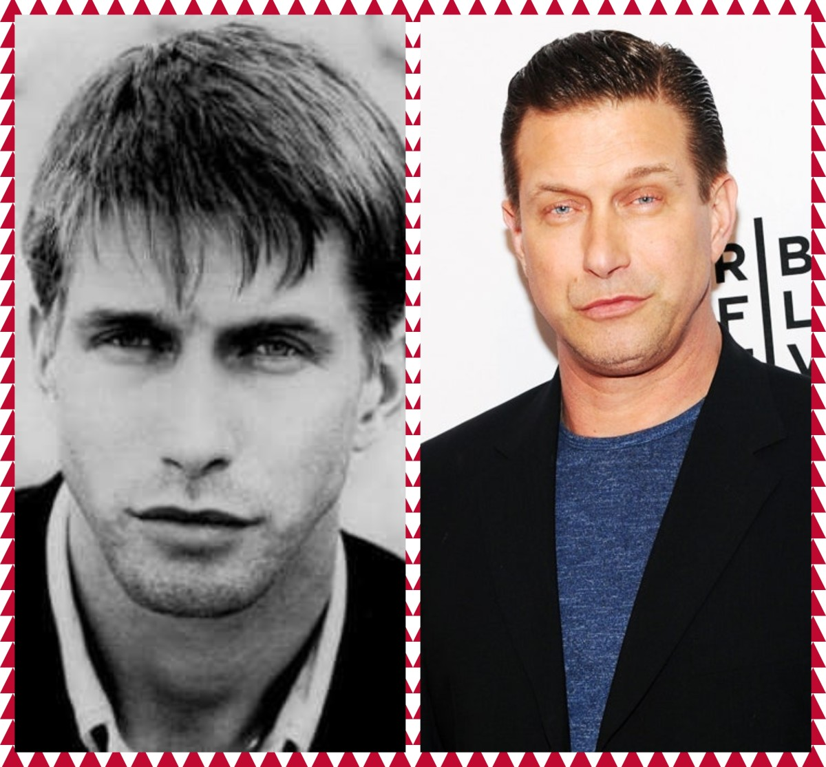 Stephen Baldwin Then and Now