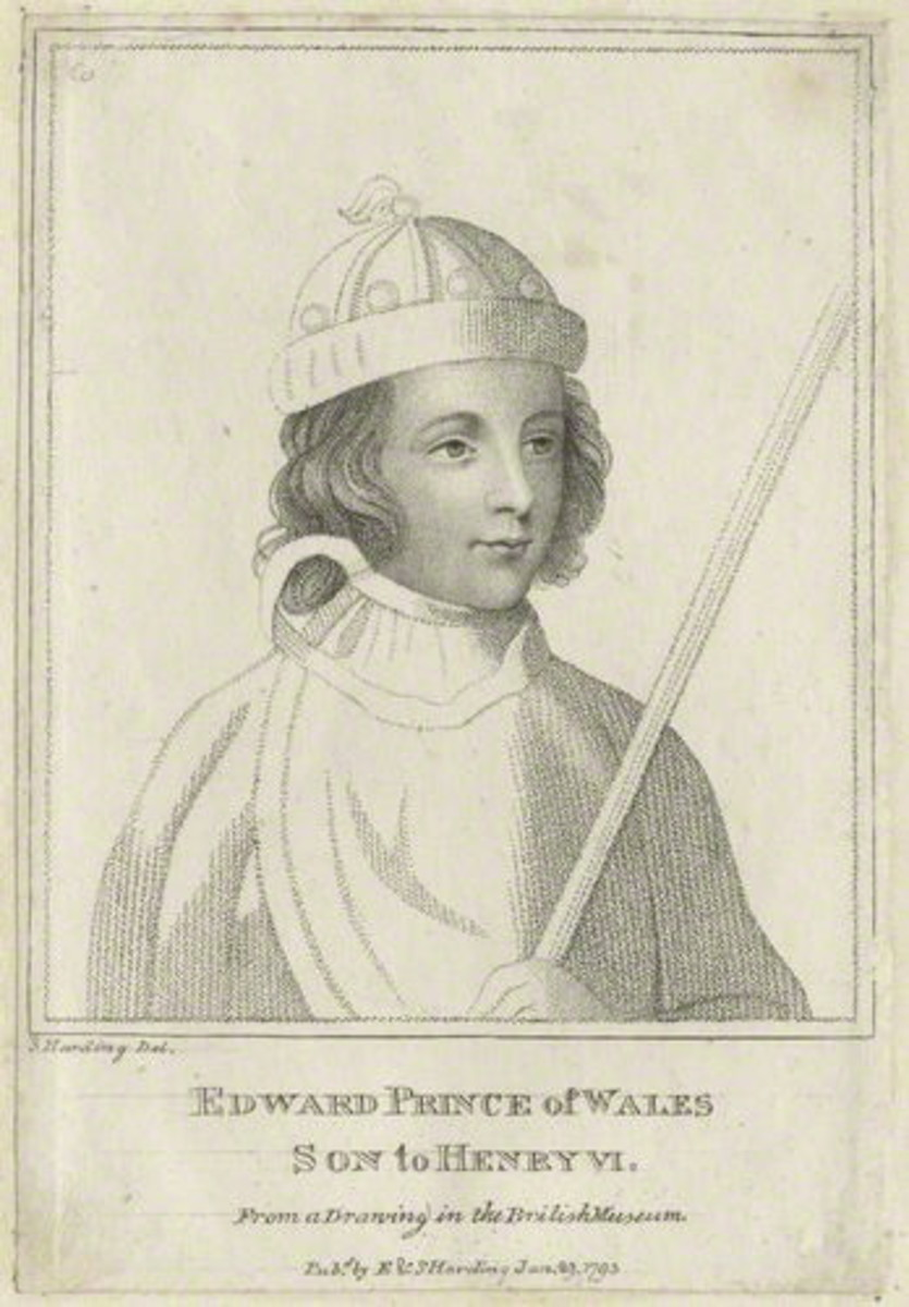 War of the Roses – Edward of Westminster, the Forgotten Prince