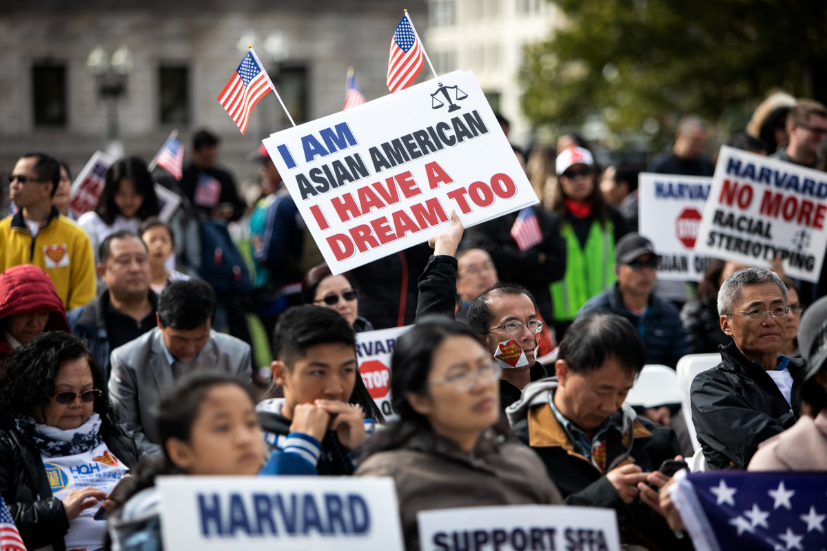 Asian American Oppression: Has it Gone Away?