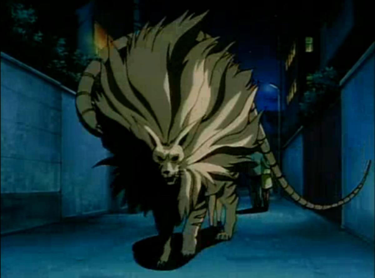 Cerberus From Devil Survivor 2 The Animation