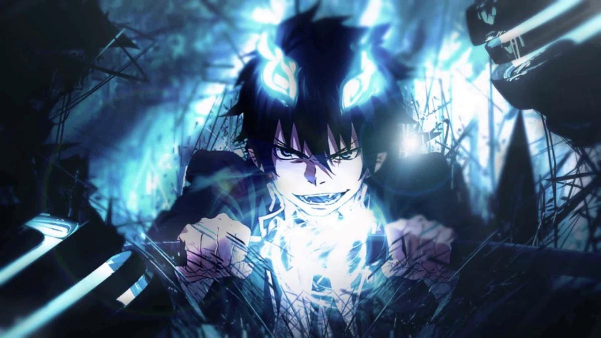 Rin Okumura From Ao no Exorcist (Blue Exorcist)