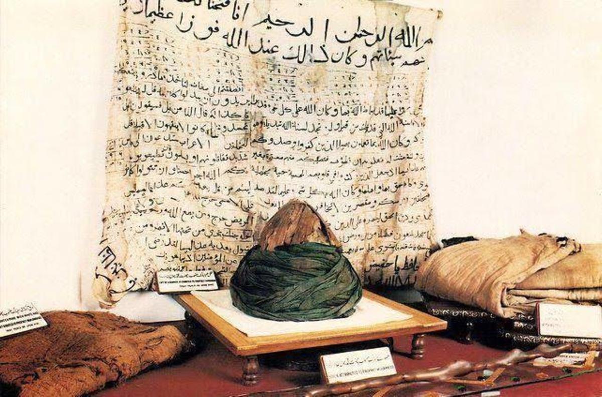 Muhammad Belongings