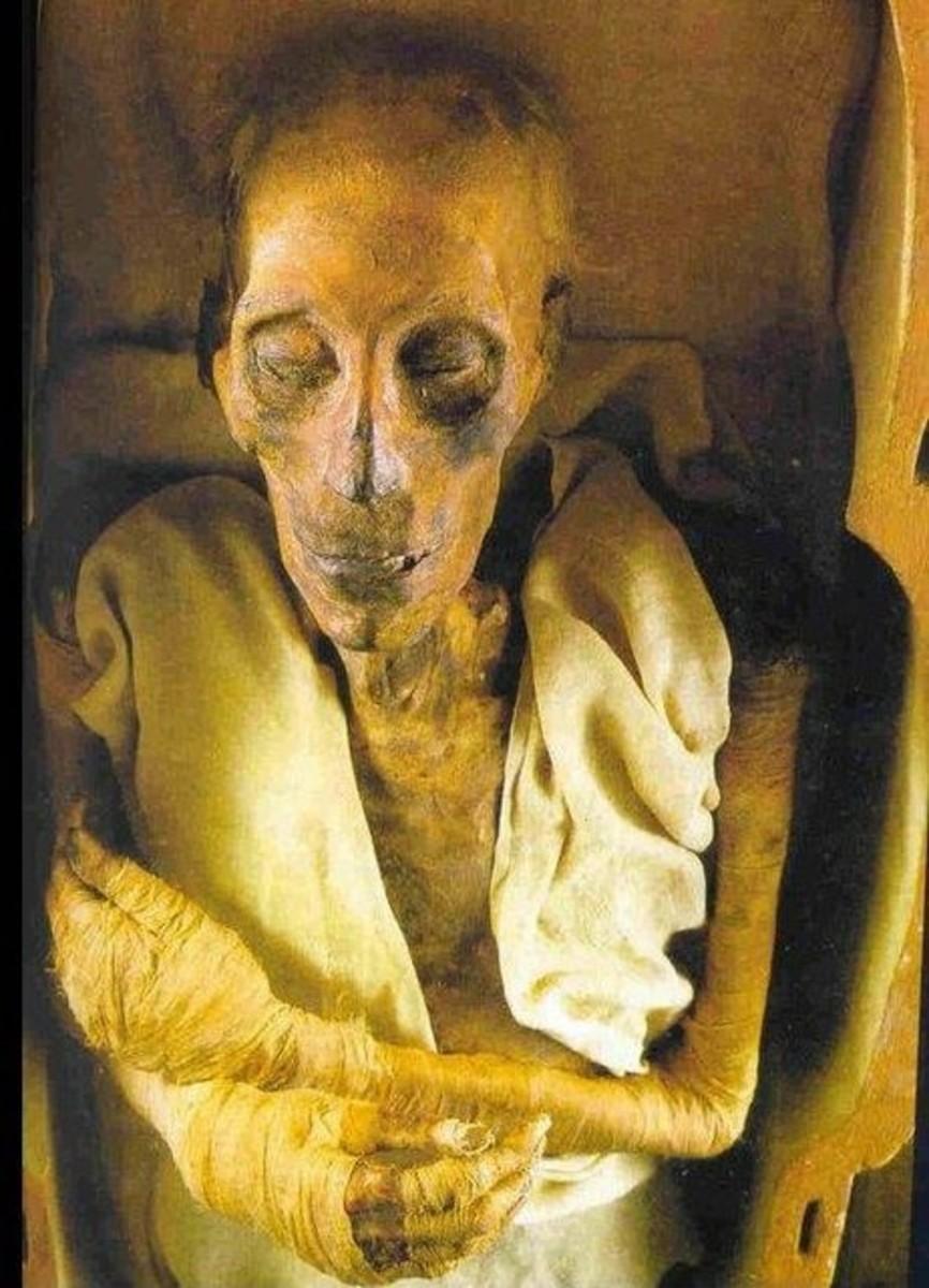 Firo'unah King Ramesses II