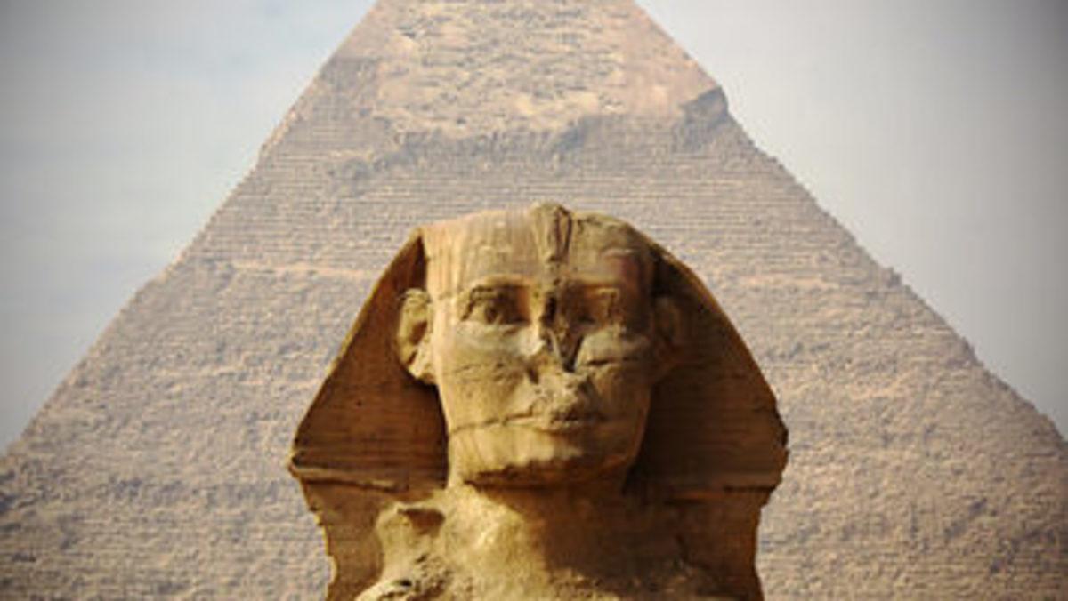 Mountain of Giza