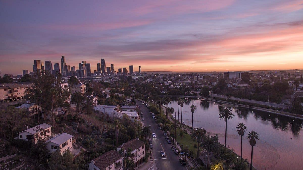East LA.