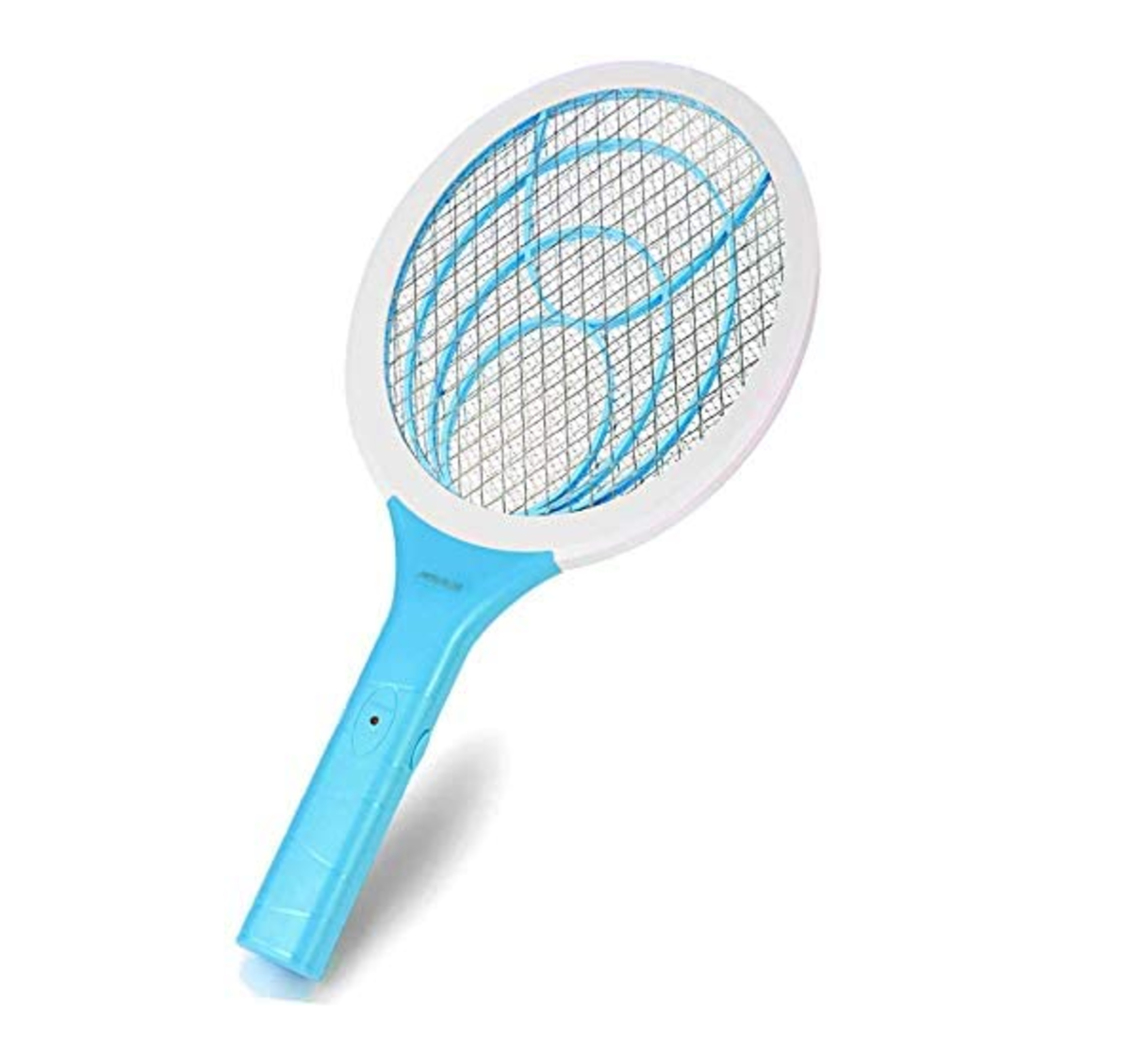 The electronic flyawatter is also a great yellowjacket solution