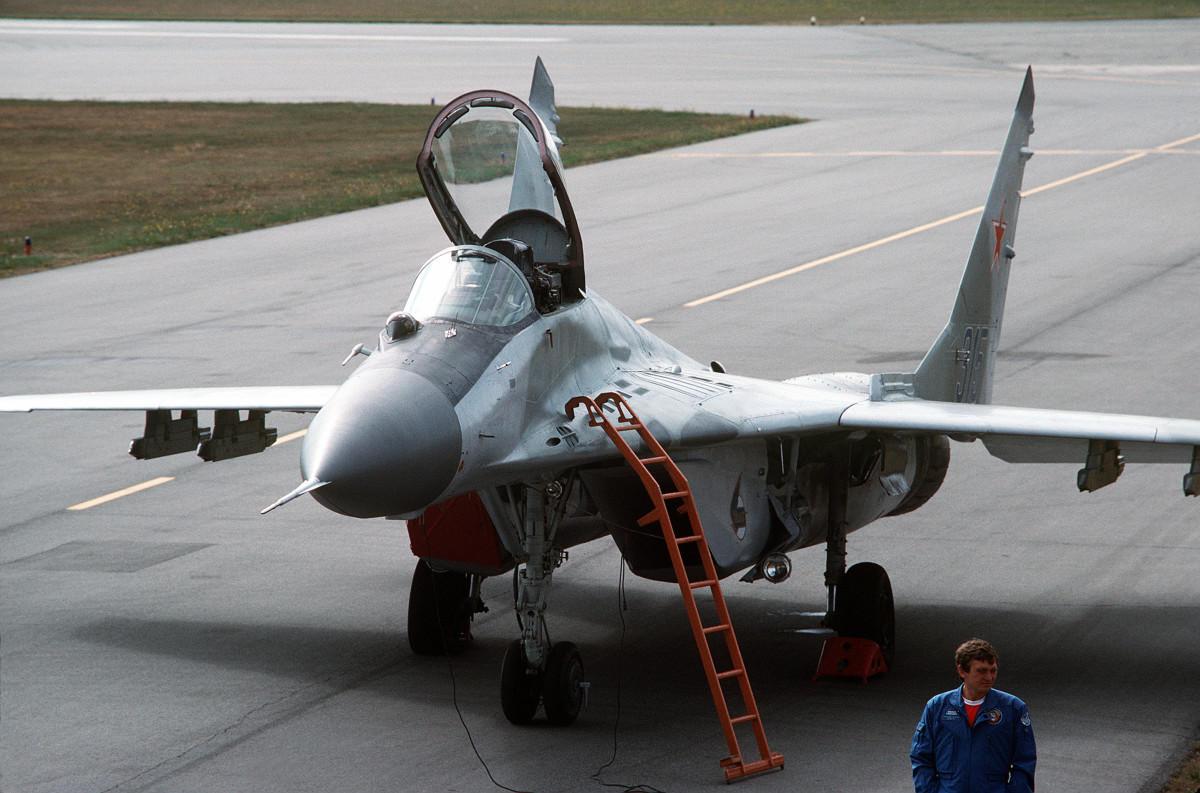 The Problems with the MiG-29 Fighter Jet