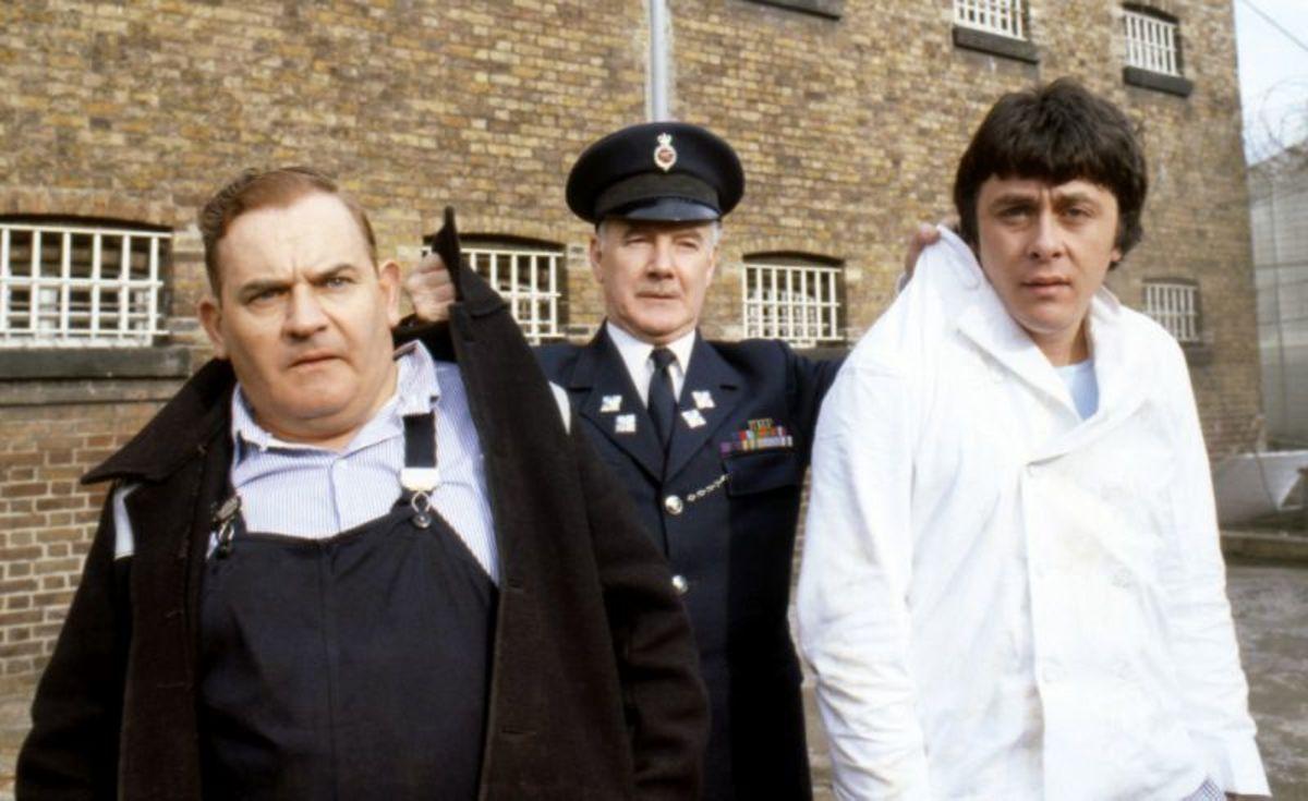 Porridge (TV Series) - Ronnie Barker