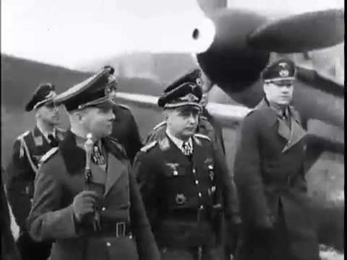 Rommel's Atlantic Wall: Failure of Monumental Proportion
