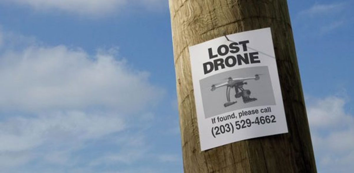 5 Ways How Not to Lose Your Drone