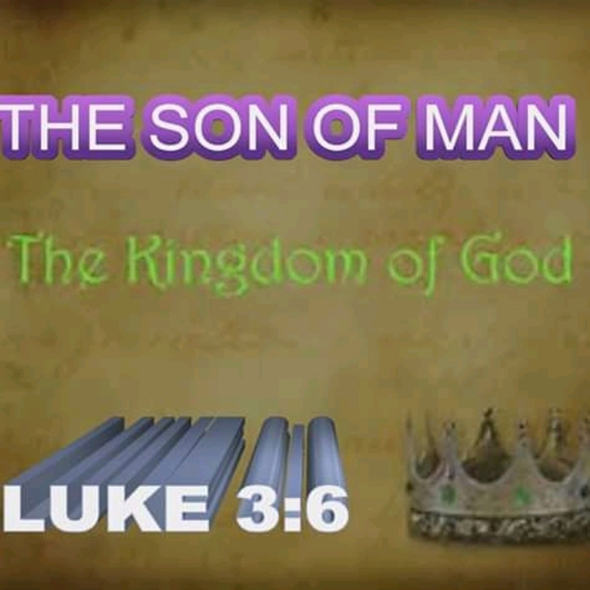 Jesus As The Son of Man