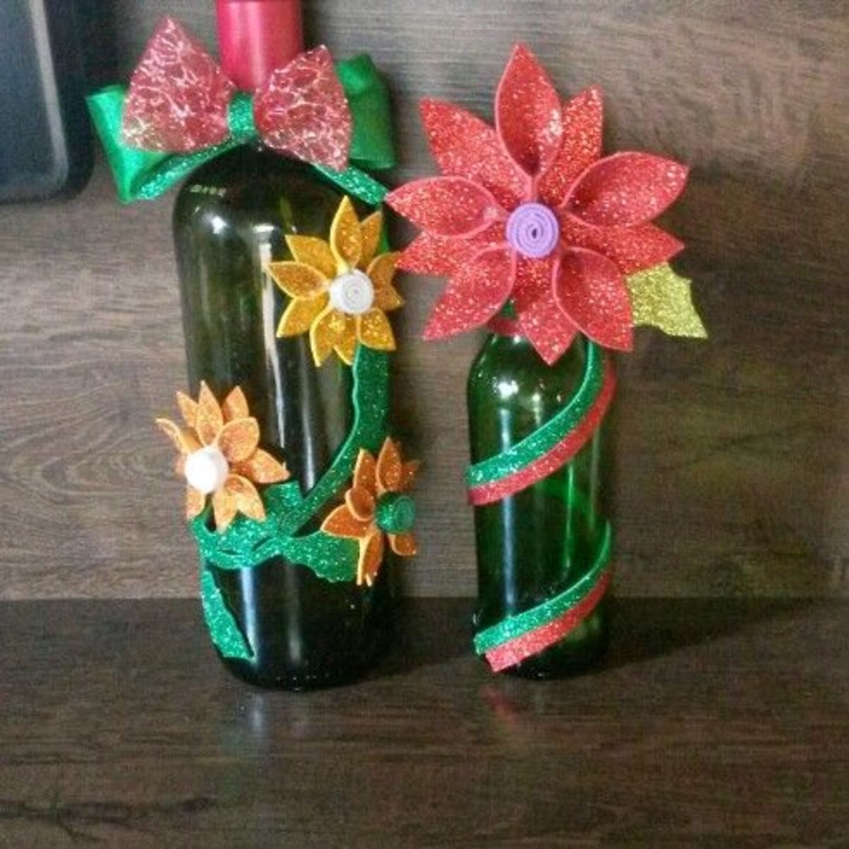 christmas-wine-bottle-crafts
