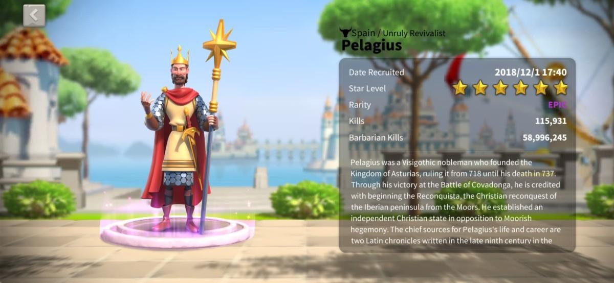 Pelagius Profile Page