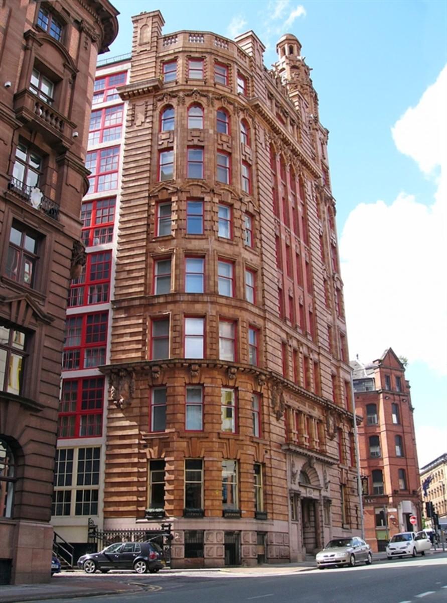 Lancaster House, Manchester