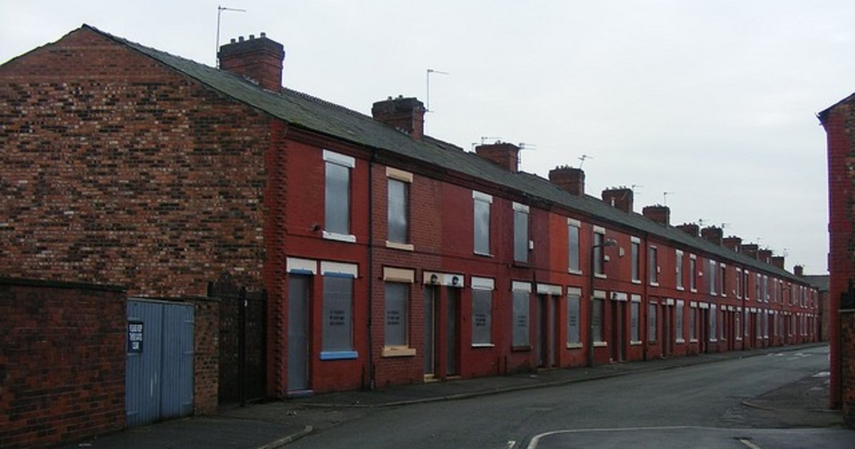 Homes in Greater Manchester.
