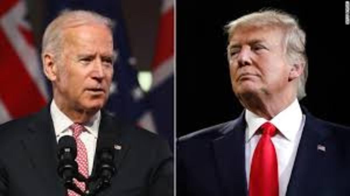 Trump and Biden Are Draft Dodgers